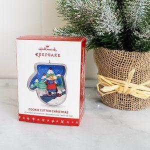 Hallmark 2016 Cookie Cutter Christmas 5th in Series Keepsake Ornament